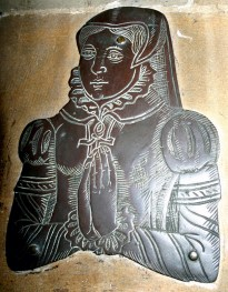 1568, Wife of Nicholas Heron from Croydon, image from Flickr
