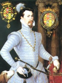 1564, Robert Dudley, Earl of Leicester. Image source: Wikimedia Commons