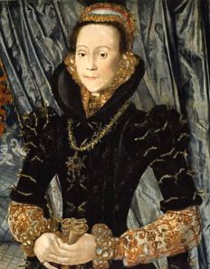 Portrait of a lady by Hans Eworth, 1563, image from Wikimedia Commons