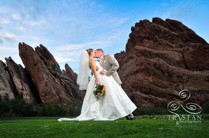A wedding at Arrowhead Golf Club: Joy and Luke