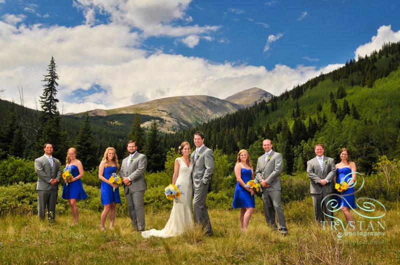 A Wedding at Mountain Thunder Lodge in Breckenridge