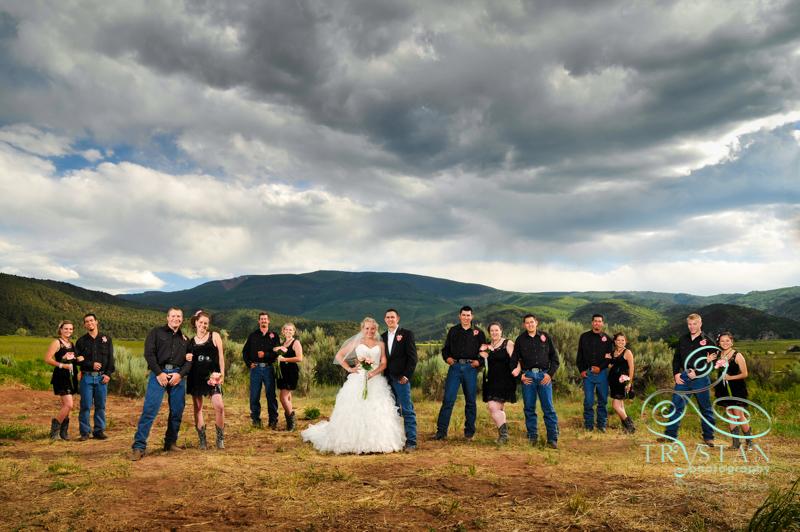 A Wedding in Gypsum, Colorado
