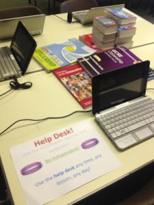Help Desk/Volunteers
