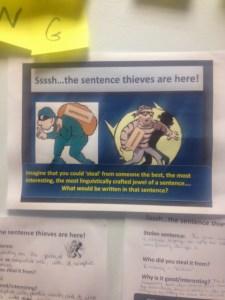 Stolen Sentences