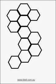 Hexagons/Flexagons