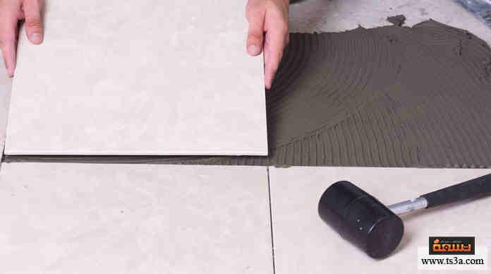 تركيب السيراميك كيف يمكن ضمان سلامة تركيب السيراميك تسعة