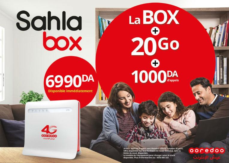 """Résultat de recherche d'images pour """"sahla box"""""""