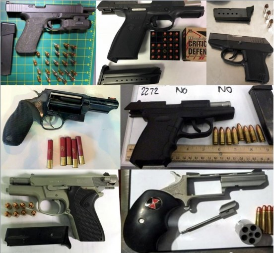 TSA Week in Review Jan 23rd   29th  Concealed Items  Inert Explosive     Firearms