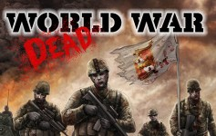 World War Dead by TS Alan