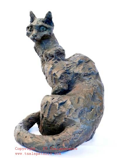 sculpture-marie-therese-tsalapatanis-chat-vire-2