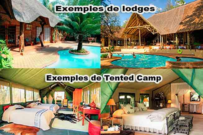 Safari Tsavo Est et Ouest en Lodge 3jours depuis Diani Kenya