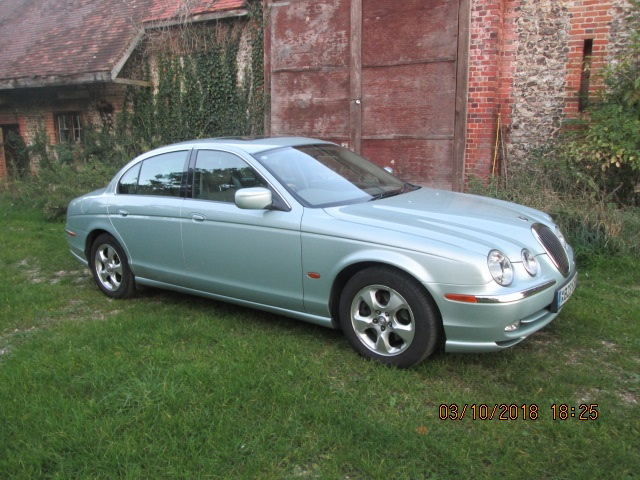 Jaguar S type V6 SE  For Sale