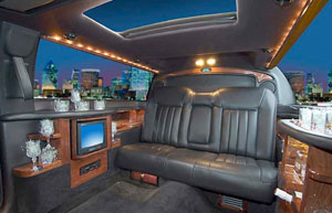 Give clients a lift in a limo from Chessington Transportation Consultants