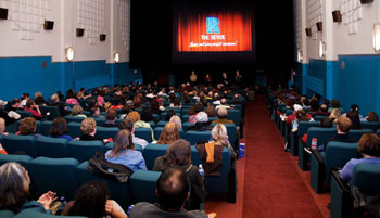 The Revue Cinema is available for private events