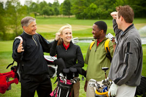Golf Tournaments Incorporated gets groups golfing
