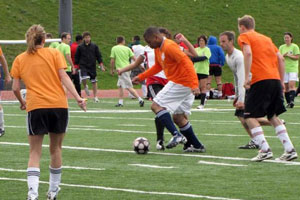 Toronto Sport & Social Club co-ordinates corporate play in 15 different sports