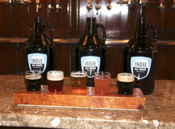 Indie Ale House Brewing Co. is opening soon