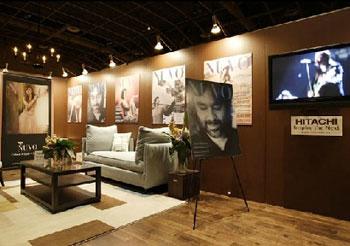 Make a booth glow says Heintzman Productions