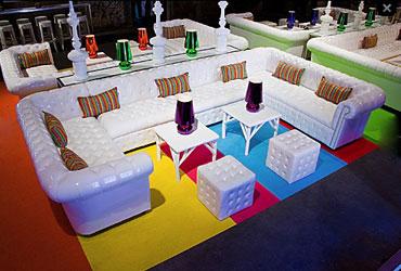 Reznick Carpets specializes in event carpet rentals