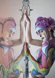 Body art by Natasha Design