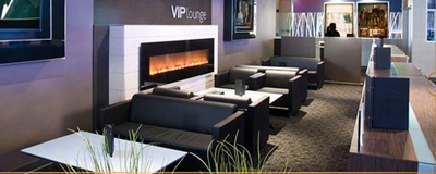 Sip cocktails while watching movies at Cineplex VIP Cinemas & Lounge