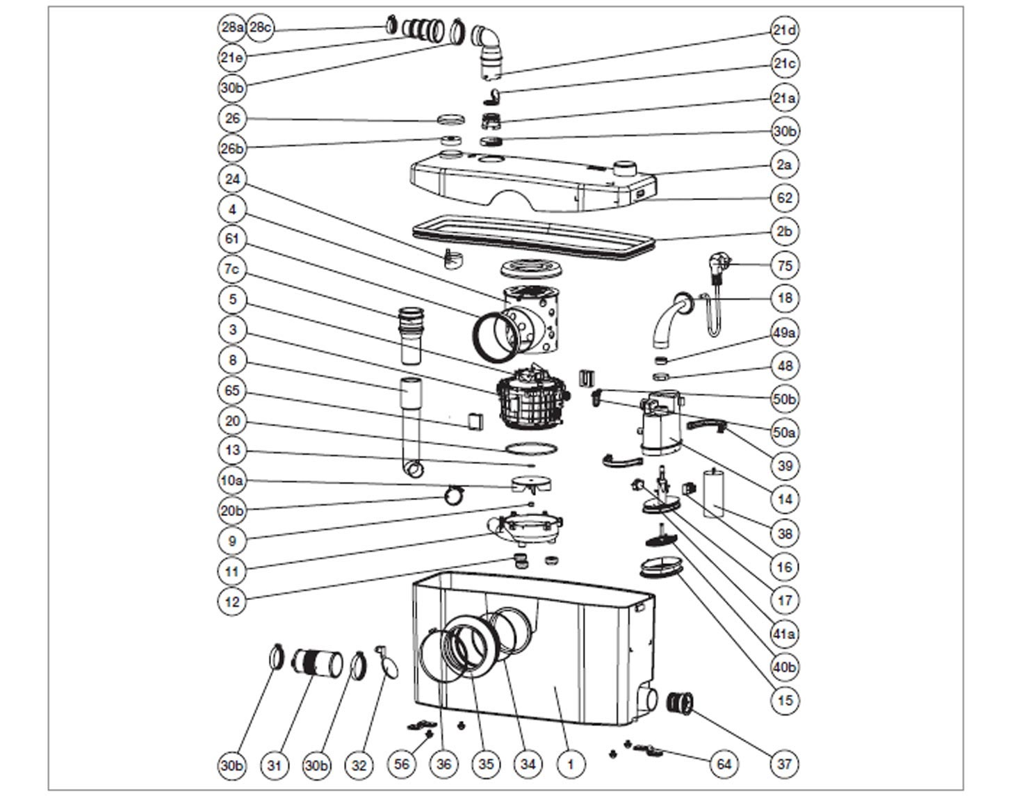Wc Sanibroyeur Fonctionnement Installer Un Wc Lave Mains