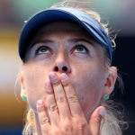 fashion focus: sharapova's blue stud earrings — tiffany?