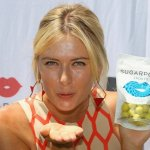 fashion focus: sharapova, for sugarpova, wears david koma in melbourne