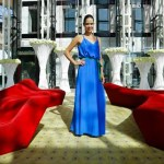 ana ivanovic shows off the jumeirah hotel in dubai