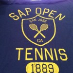 SAP Open - San Jose 2013 - Commemorative T-Shirt