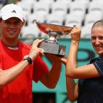 former world no. 1 victoria azarenka to join bryan bros. at popular V-Grid tennis fest this saturday