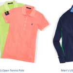 fashion focus: ralph lauren dresses up US Open