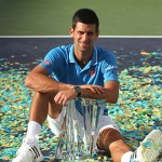 djokovic, halep win indian wells titles