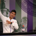 Novak Djokovic wimbledon press conference
