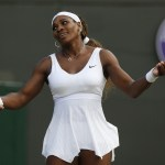 Serena Williams survives 3 set thriller versus Heather Watson