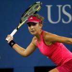 Belinda Bencic at the US Open