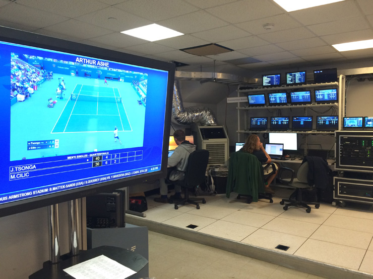 IBM, the USTA and the 2015 US Open