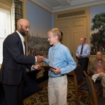arthur ashe essay contest winners honored