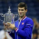 Novak Djokovic wins the 2015 US Open