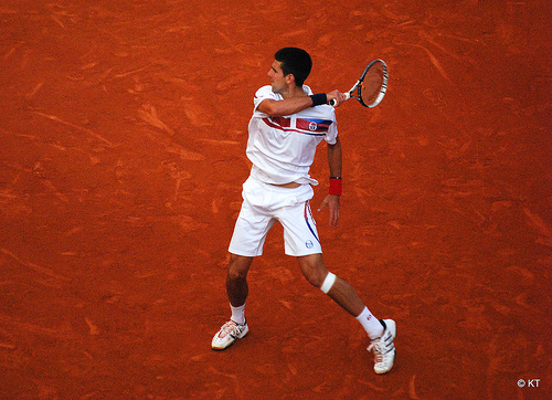 Novak Djokovic: The man to beat at Roland Garros