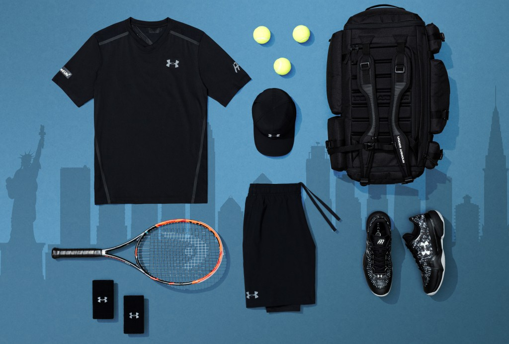 Andy Murray's Night Kit for the US Open 2016