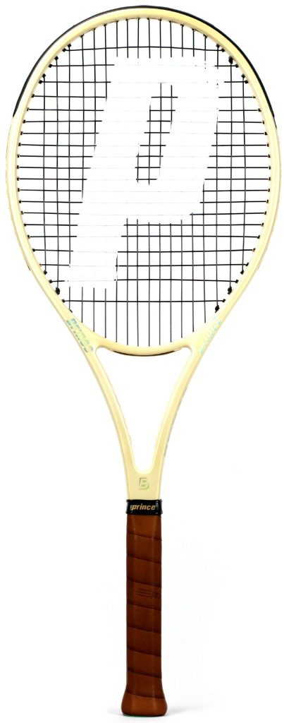 Prince releases limited edition Bryans Bros racket