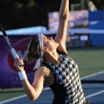 WTA player Nicole Gibbs has committed to the Hawaii Open