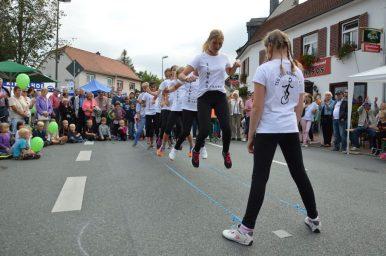 Gummitwist Jump-Dance