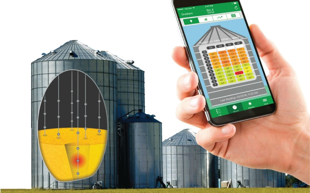 Save Time, Money, and Energy with Remote Grain Monitoring? Where Do I Sign Up?