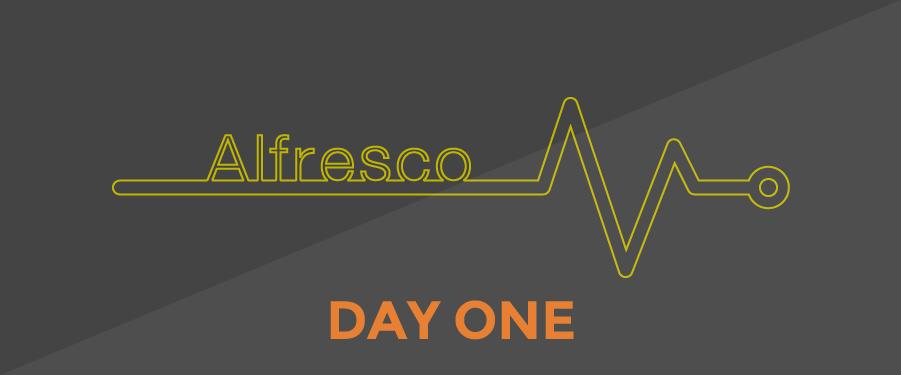 alfresco-day-one