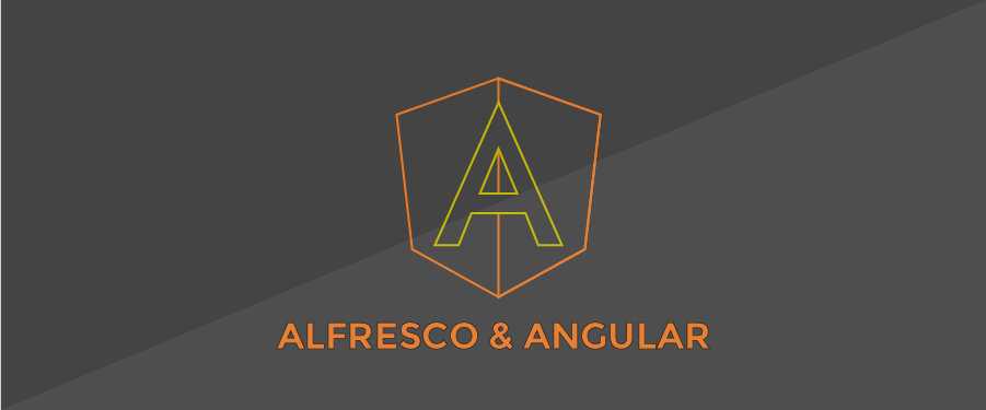 ALFRESCO AND ANGULAR