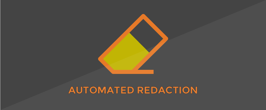 automated redaction
