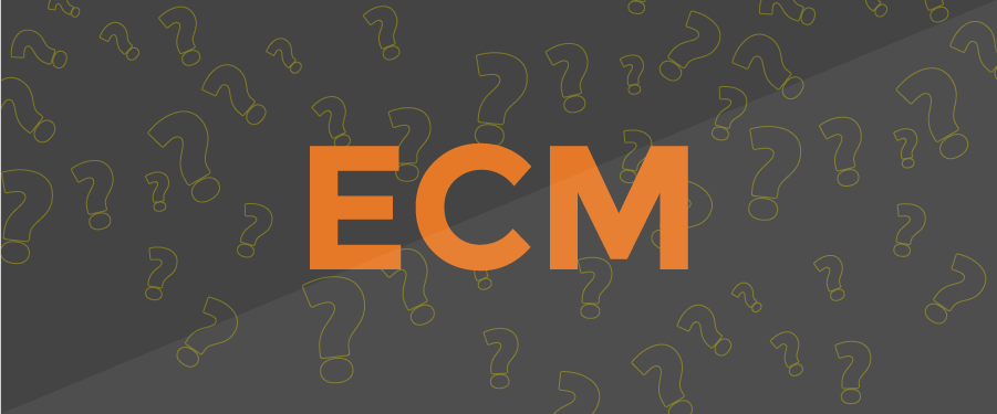 what is ecm
