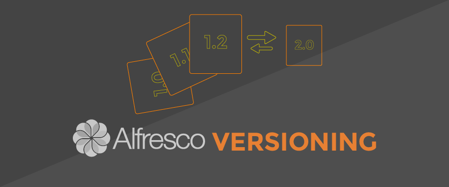 Alfresco Versioning